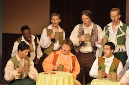 read story, Advance Tickets Beginning April 6 for USA Opera Theatre presentation of Mozart's Abduction from the Seraglio