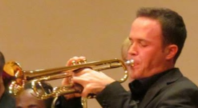 read story, Drew Pritchard Senior Trumpet Recital April 3 at Laidlaw