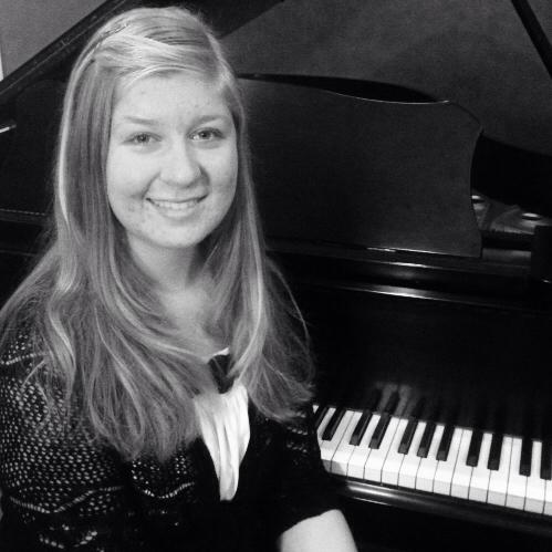 read story, Hannah Roberts Graduate Piano Recital March 14
