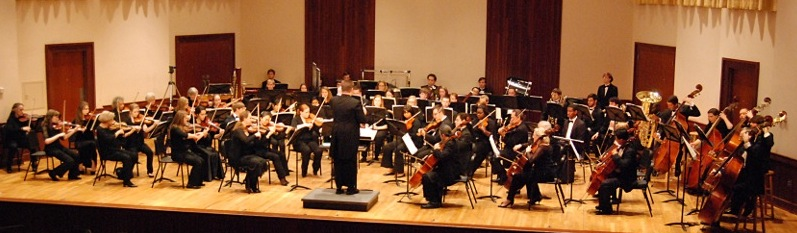 read story, USA Symphony Orchestra Spring Concert April 1