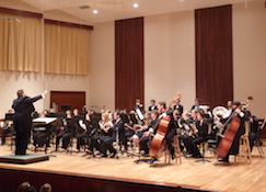 read story, Spring 2015 Instrumental Concert Ensemble Auditions Posted