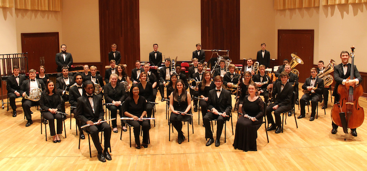 Spring 2015 USA Wind Ensemble