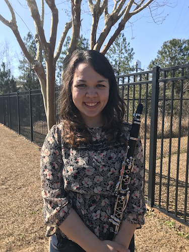 Buchler Clarinet Recital Feb 3
