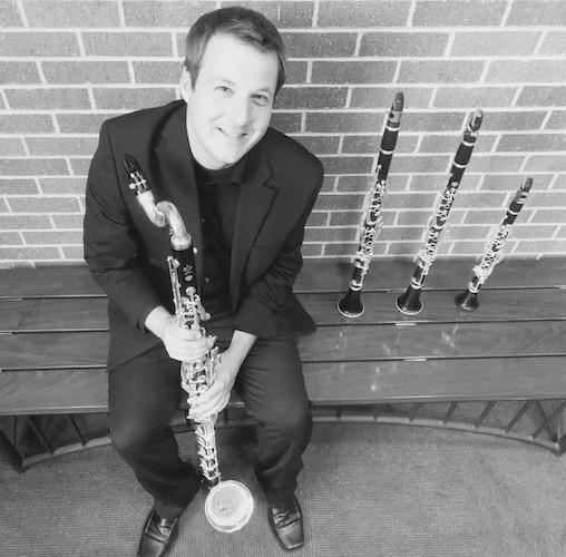Franklin Faculty Clarinet Oct. 10