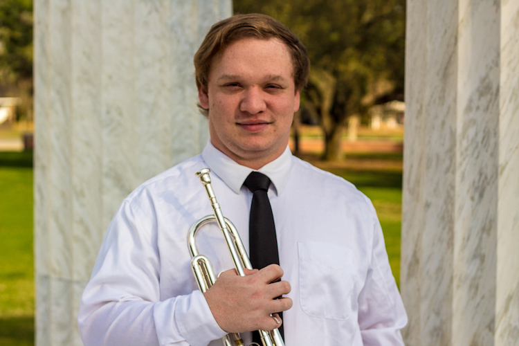Trumpeter Dillon Franklin