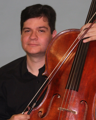 Gutiérrez Faculty Cello Nov. 20