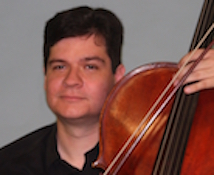Cellist Juan José Gutiérrez