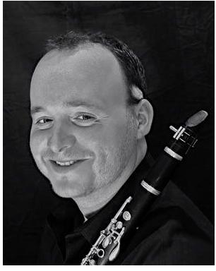 Dr. Jonathan Holden, clarinetist