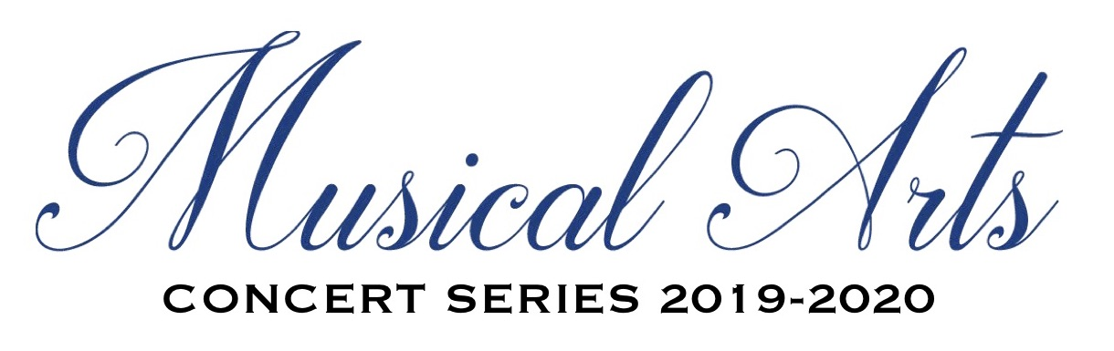 Pictured is the logo for the USA Musical Arts Concert Series 2019-2020. data-lightbox='featured'