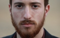 Pictured is baritone vocalist Joseph O'Shea.