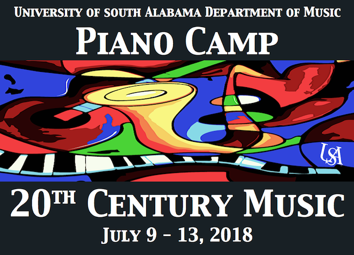 Sign Up for USA Piano Camp!