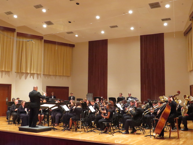 Symphony Band Feb. 26