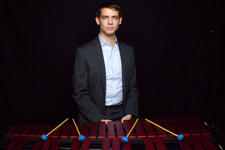 Tyler Tolles, percussionist