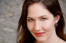 Pictured is soprano Natalie Wagnon.