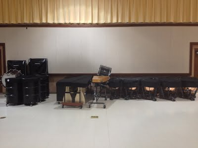 Large Ensemble Rehearsal Hall
