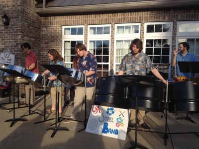 USA Steel Band