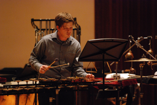 Percussion Studies at USA