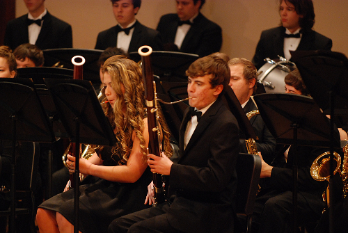 Wind Ensemble Bassoons