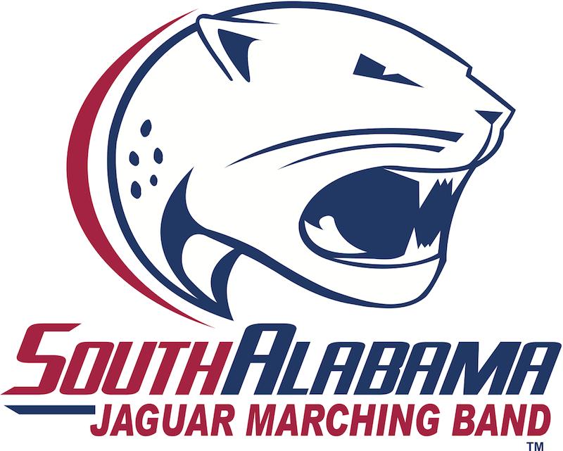 Jaguar Marching Band Participates in Governor Bentley Inaugural Parade