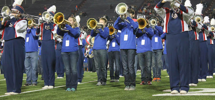 2016 Jaguar Marching Honor Band Announced