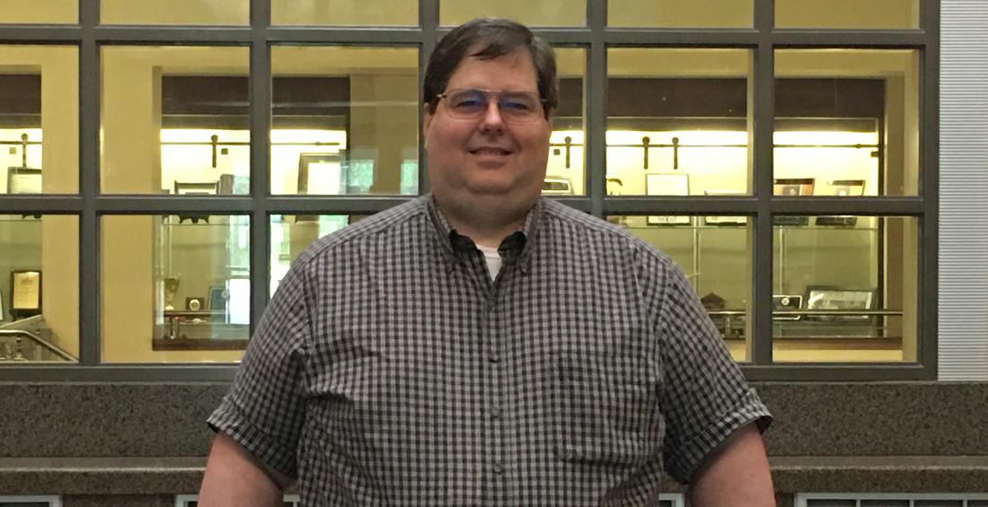 School of Computing Assistant Professor Dr. David Bourrie