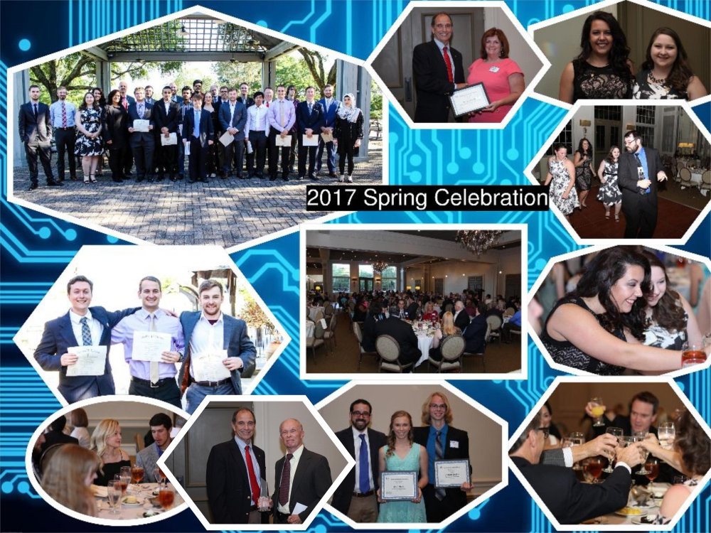 School of Computing's 2017 Spring Celebration