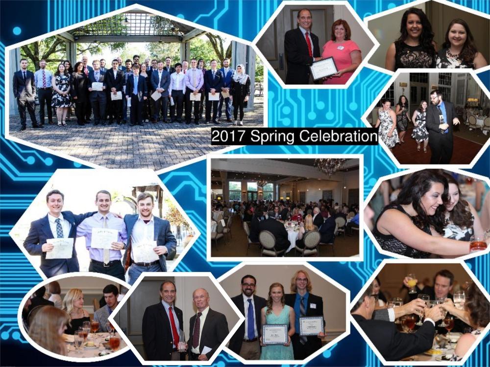 School of Computing's 2017 Spring Celebration