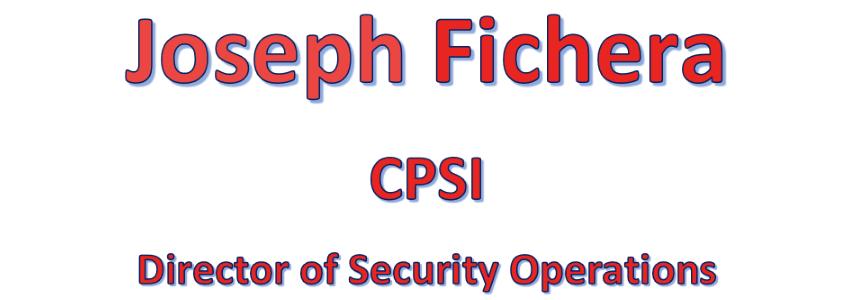 Joseph Fichera CFITS Lecture Speaker