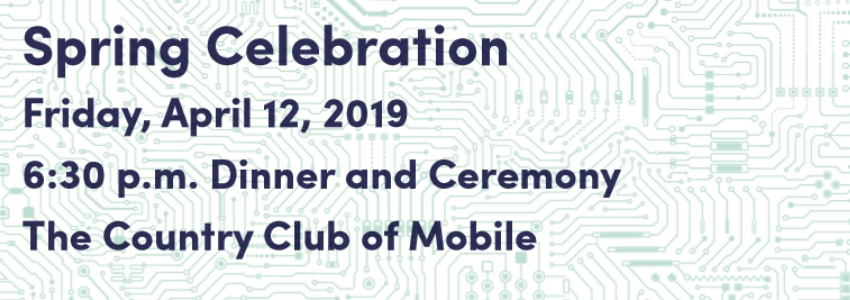 School of Computing, SOC, University of South Alabama, USA, Spring Celebration