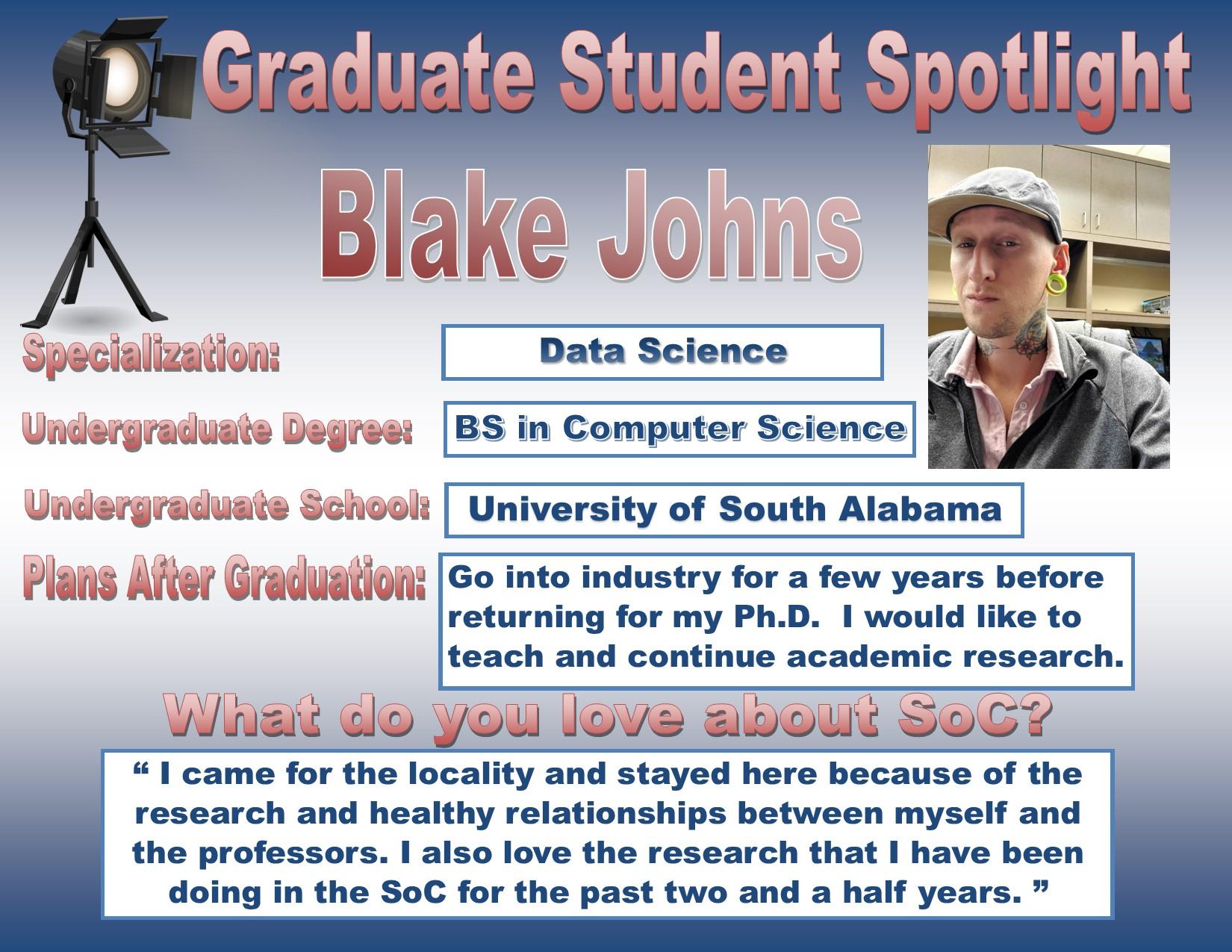 Blake Johns