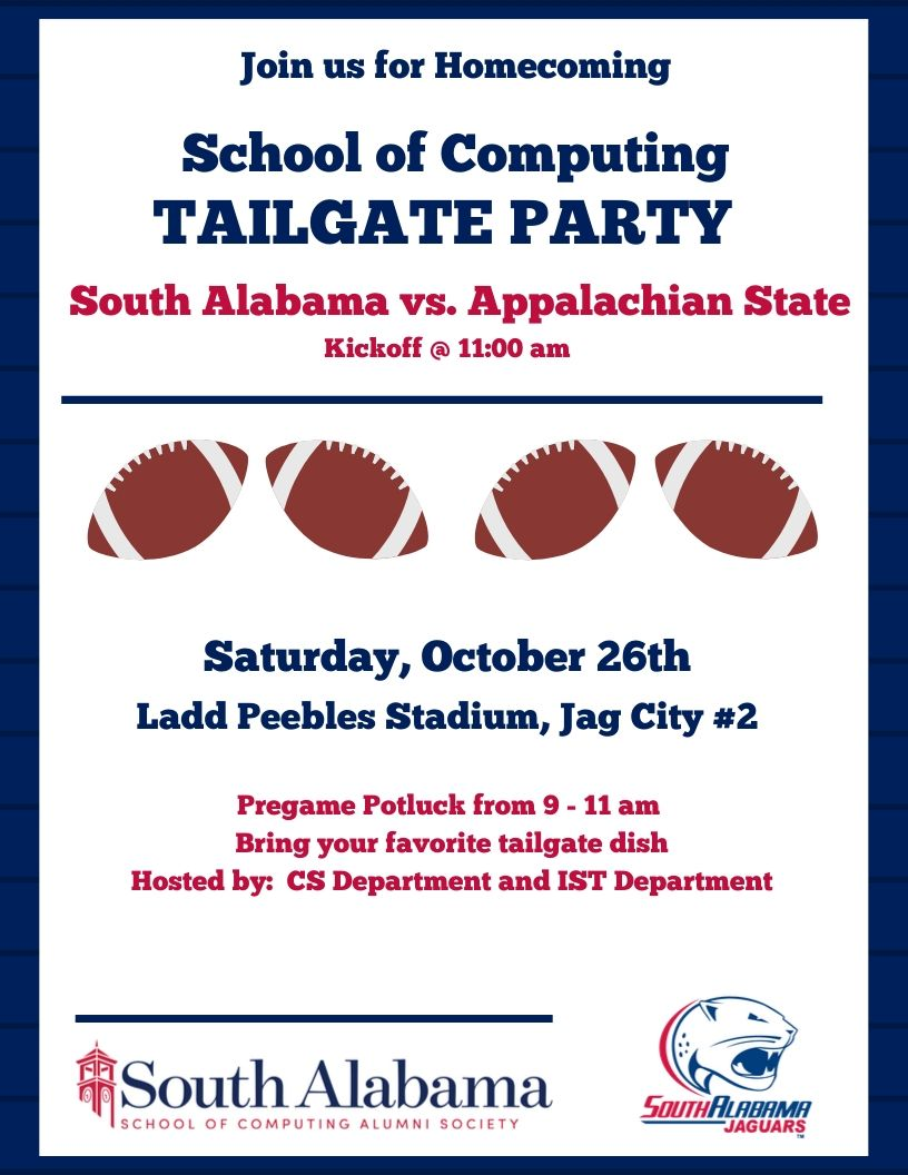 SOC Tailgate Party
