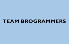 team brogrammers poster