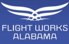 flight works alabama poster