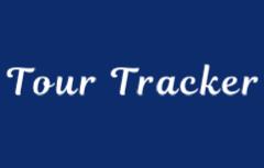 tour tracker poster