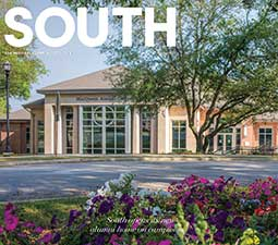 Cover of South Magazine