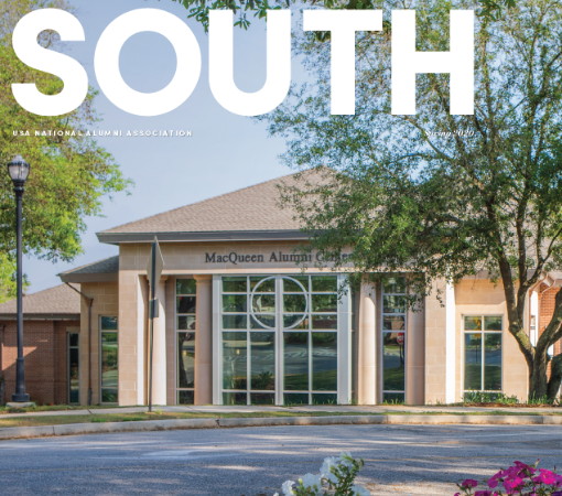 South Magazine Cover