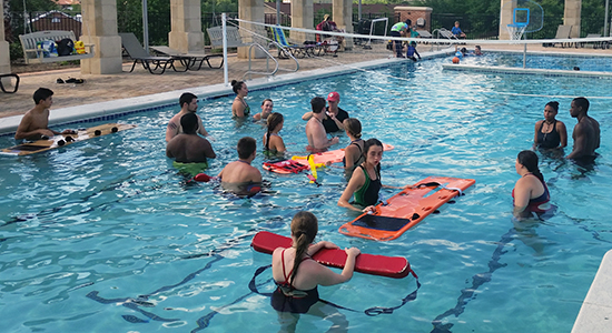 9c4ff8a38b39 American Red Cross Lifeguard Certification. Blended Learning Certification  Course