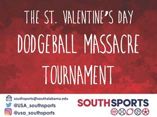 The St. Valentine's Day Dodgeball Massacre Tournament