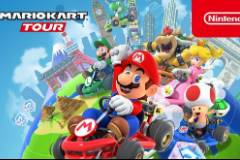 Mario Kart Tournament Logo