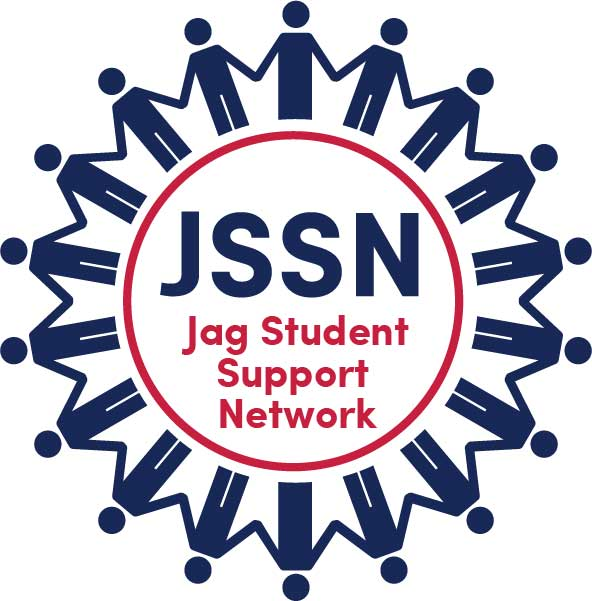 Jag Student Support Network Logo