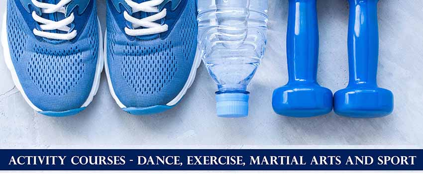 Tennis Shoes. Water, and Weights