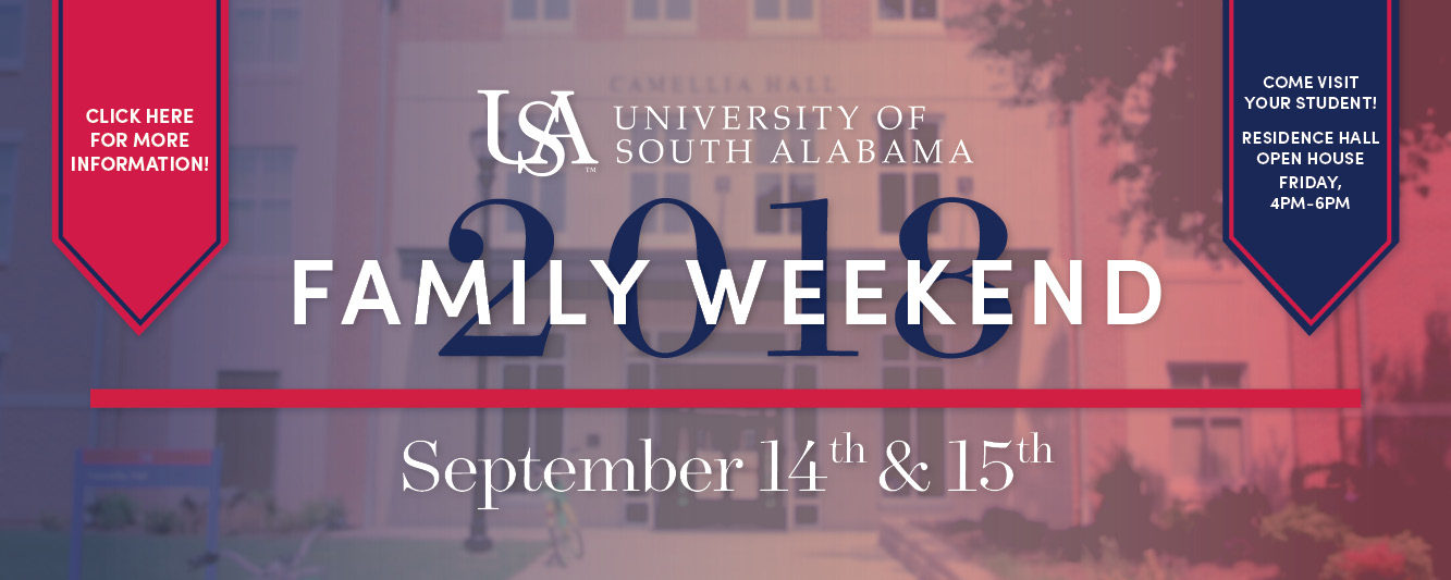 Explore Family Weekend 2018