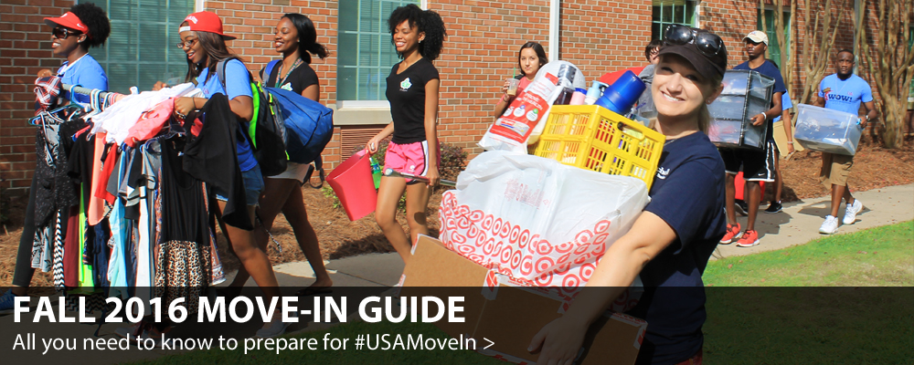 Fall 2016 Move-In Guide