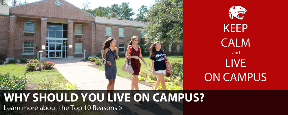 Why Should You Live on Campus?