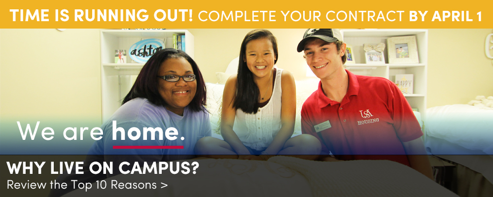 Why Live on Campus?