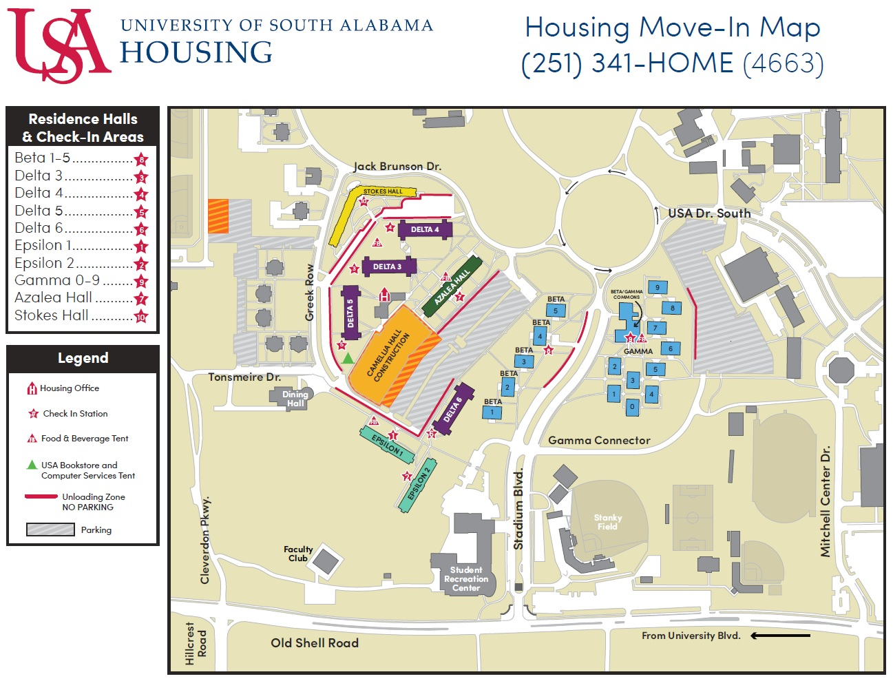 Move In Map 2017
