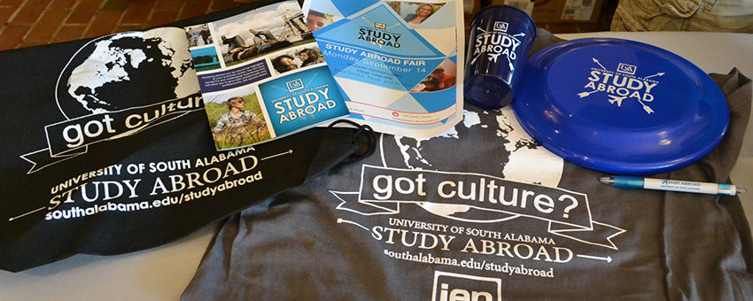 Education and Travel: The Study Abroad Fall Fair