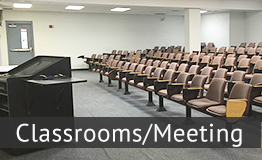 Classrooms/Meeting Rooms