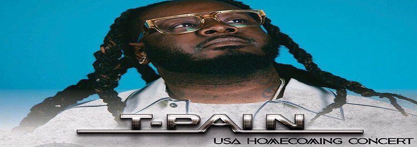Homecoming Concert - T-Pain