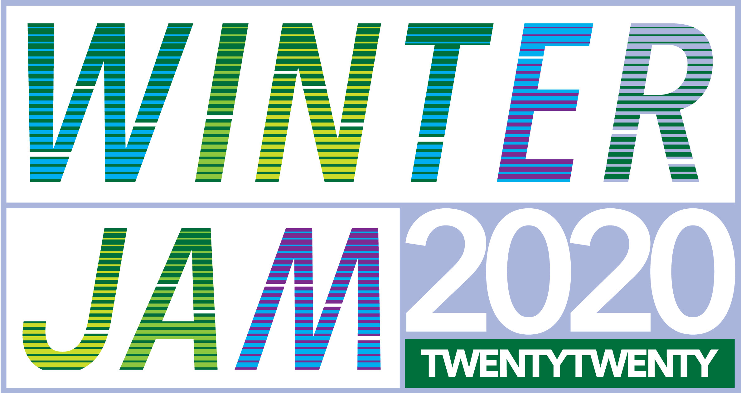 Winter Jam 2020 Logo